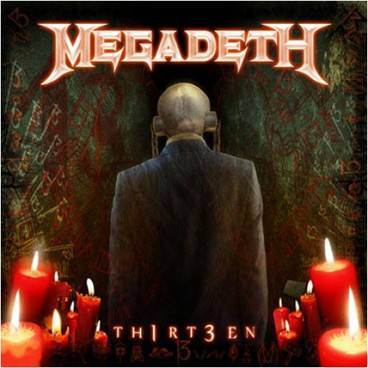 Megadeth : Th1rt3en, nouvel album