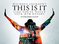 Michael Jackson single THIS IS IT
